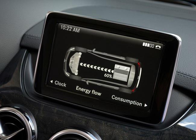 Mercedes-Benz B-Class Electric Drive có giá từ 41.450 USD 19