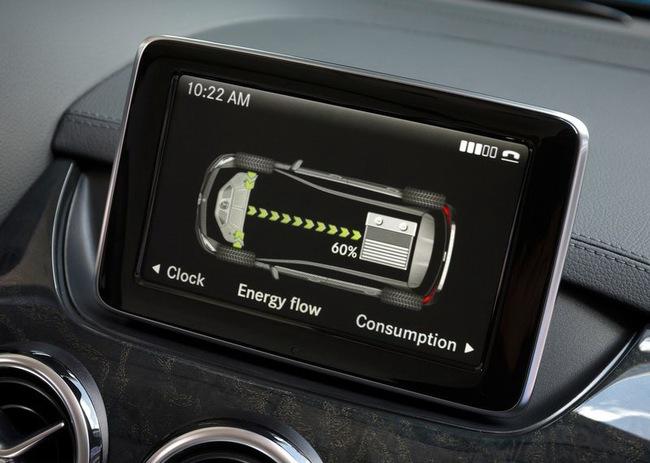 Mercedes-Benz B-Class Electric Drive có giá từ 41.450 USD 20