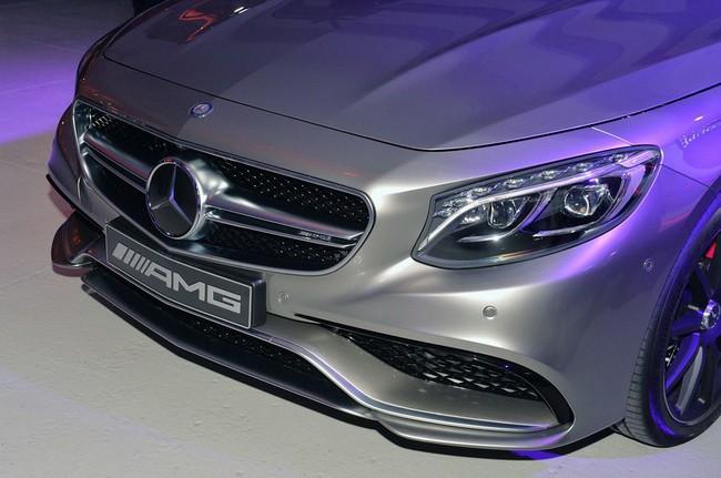 Mercedes-Benz S63 AMG Coupe 2015: Thể thao, mạnh mẽ và sang trọng 9