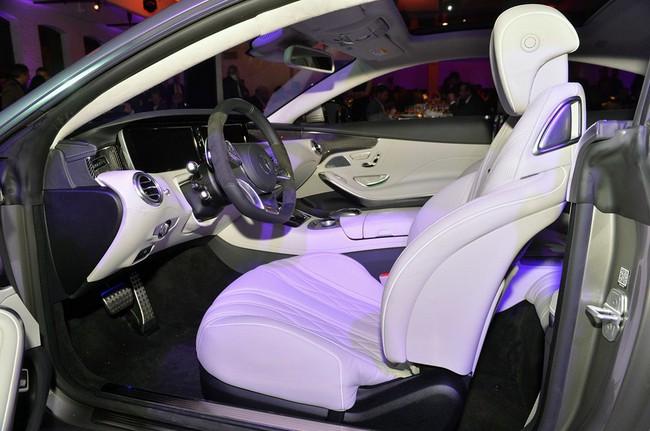 Mercedes-Benz S63 AMG Coupe 2015: Thể thao, mạnh mẽ và sang trọng 13