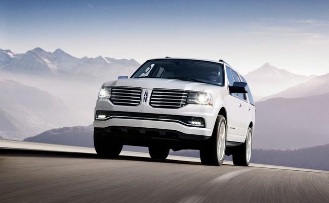 Xế sang Lincoln Navigator 2015 có giá khởi điểm 62.475 USD 1
