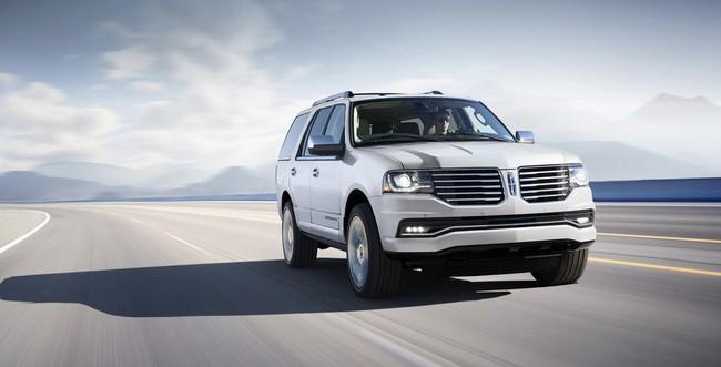 Xế sang Lincoln Navigator 2015 có giá khởi điểm 62.475 USD 2