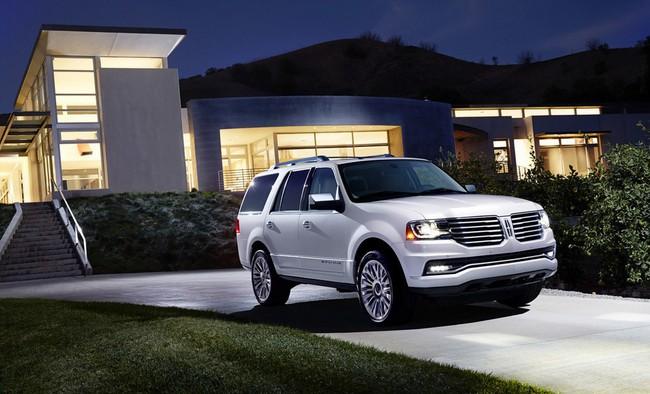 Xế sang Lincoln Navigator 2015 có giá khởi điểm 62.475 USD 3