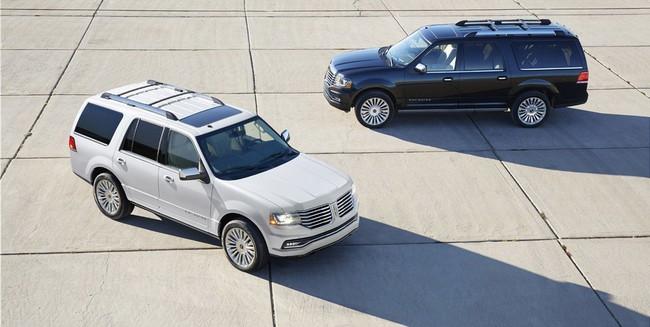 Xế sang Lincoln Navigator 2015 có giá khởi điểm 62.475 USD 5