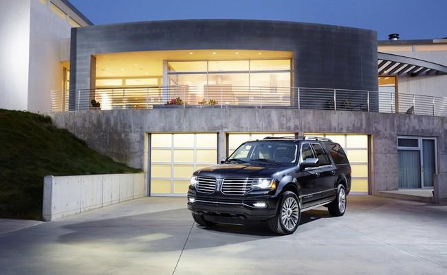 Xế sang Lincoln Navigator 2015 có giá khởi điểm 62.475 USD 8