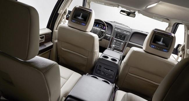 Xế sang Lincoln Navigator 2015 có giá khởi điểm 62.475 USD 13