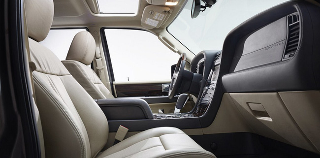 Xế sang Lincoln Navigator 2015 có giá khởi điểm 62.475 USD 15