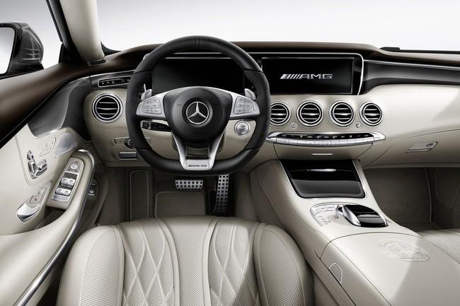 Mercedes-Benz S63 AMG Coupe nhanh hơn với gói nâng cấp mới 3
