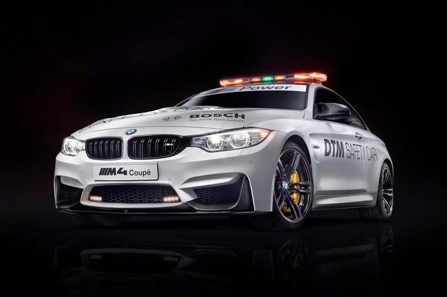 BMW M4 Coupe trở thành xe an toàn tại giải đua DTM 2014 1