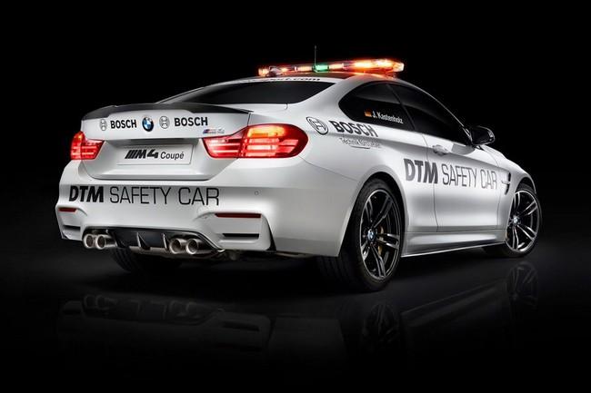 BMW M4 Coupe trở thành xe an toàn tại giải đua DTM 2014 3