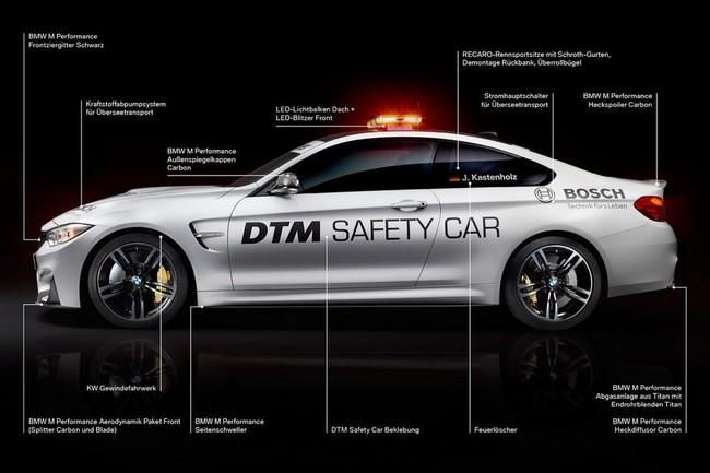 BMW M4 Coupe trở thành xe an toàn tại giải đua DTM 2014 4