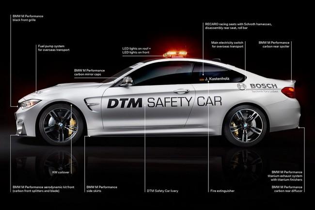 BMW M4 Coupe trở thành xe an toàn tại giải đua DTM 2014 5