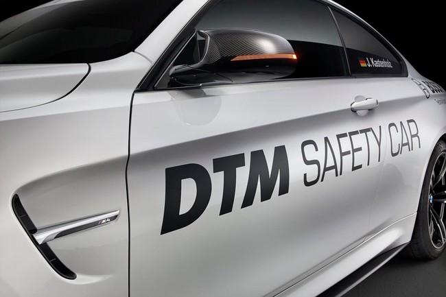 BMW M4 Coupe trở thành xe an toàn tại giải đua DTM 2014 7