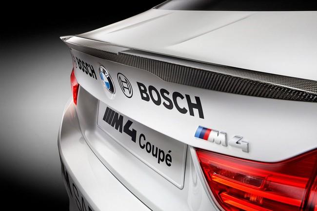 BMW M4 Coupe trở thành xe an toàn tại giải đua DTM 2014 8