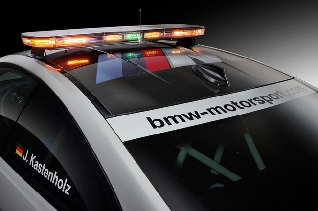 BMW M4 Coupe trở thành xe an toàn tại giải đua DTM 2014 9