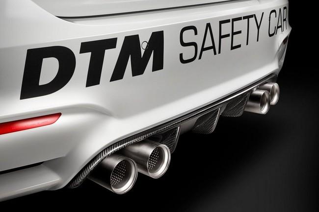 BMW M4 Coupe trở thành xe an toàn tại giải đua DTM 2014 10