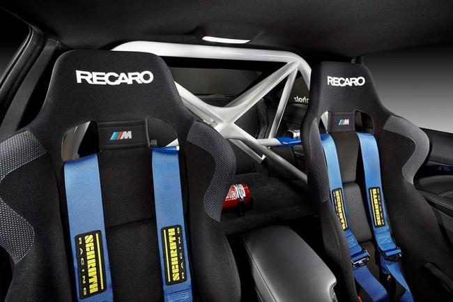 BMW M4 Coupe trở thành xe an toàn tại giải đua DTM 2014 13