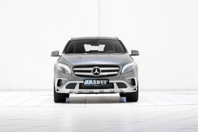 Mercedes-Benz GLA: Đẹp hơn và mạnh hơn với bản độ của Brabus 1