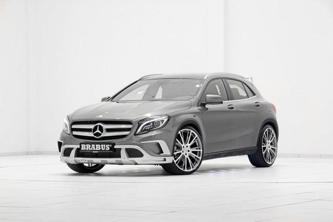 Mercedes-Benz GLA: Đẹp hơn và mạnh hơn với bản độ của Brabus 2