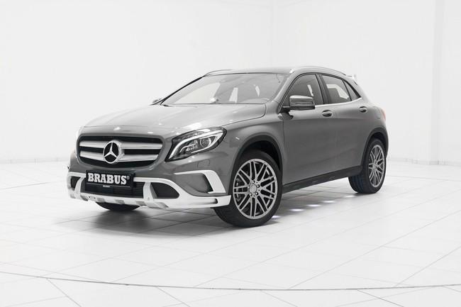 Mercedes-Benz GLA: Đẹp hơn và mạnh hơn với bản độ của Brabus 4