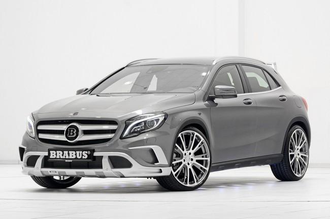Mercedes-Benz GLA: Đẹp hơn và mạnh hơn với bản độ của Brabus 11