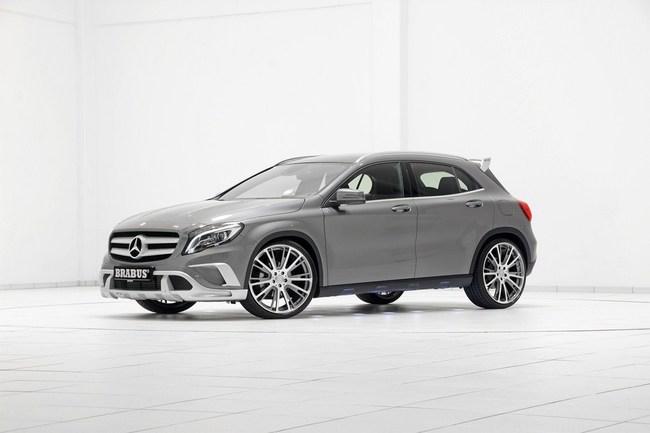Mercedes-Benz GLA: Đẹp hơn và mạnh hơn với bản độ của Brabus 12