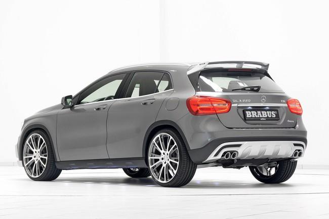 Mercedes-Benz GLA: Đẹp hơn và mạnh hơn với bản độ của Brabus 15