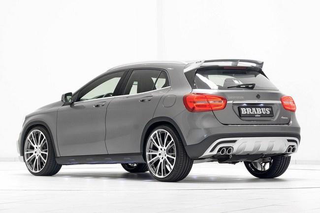 Mercedes-Benz GLA: Đẹp hơn và mạnh hơn với bản độ của Brabus 16