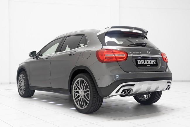 Mercedes-Benz GLA: Đẹp hơn và mạnh hơn với bản độ của Brabus 17
