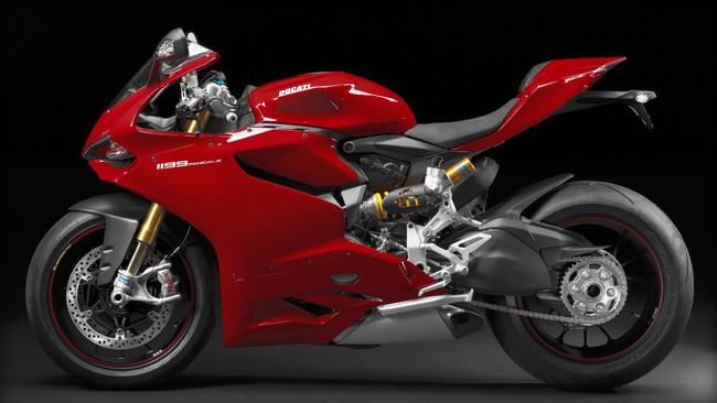 Ducati 1199 Panigale và Panigale S không đáp ứng đủ tiêu chuẩn an toàn 5