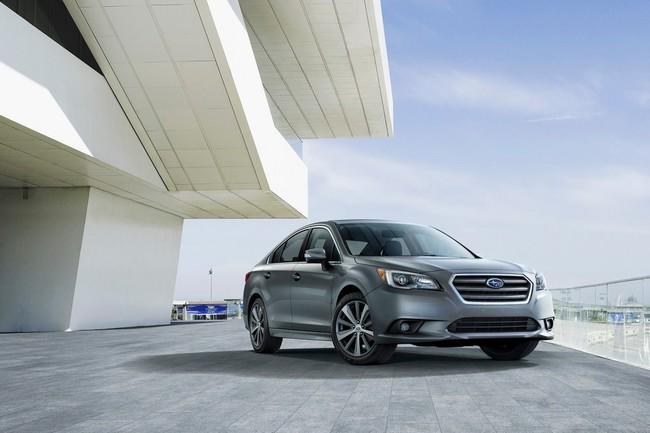 Công bố giá bán Subaru Legacy 2015 1