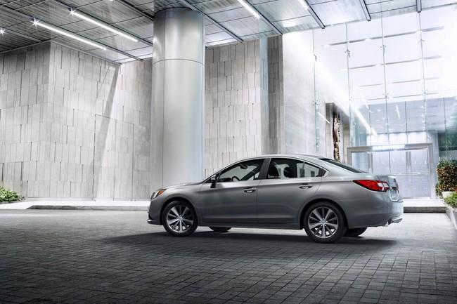 Công bố giá bán Subaru Legacy 2015 2