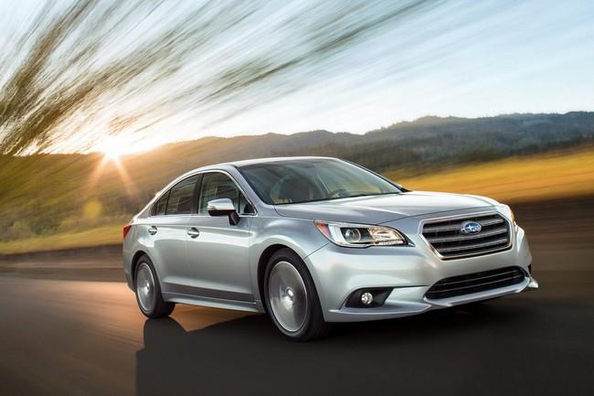 Công bố giá bán Subaru Legacy 2015 3