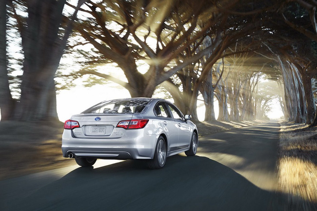 Công bố giá bán Subaru Legacy 2015 4