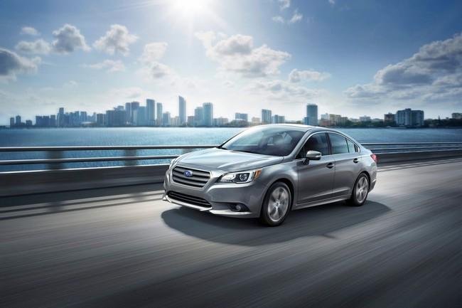 Công bố giá bán Subaru Legacy 2015 6