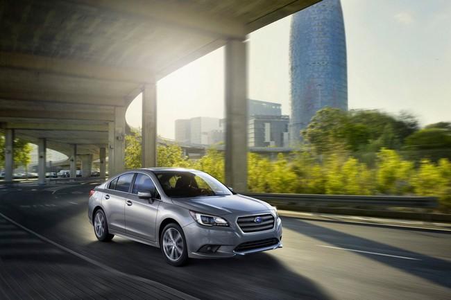 Công bố giá bán Subaru Legacy 2015 7