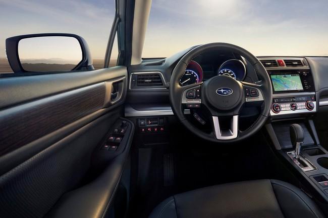 Công bố giá bán Subaru Legacy 2015 9