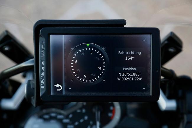 Hé lộ hình ảnh mới của BMW R1200GS Adventure 2014 13