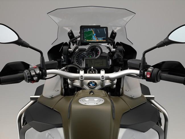 Hé lộ hình ảnh mới của BMW R1200GS Adventure 2014 11