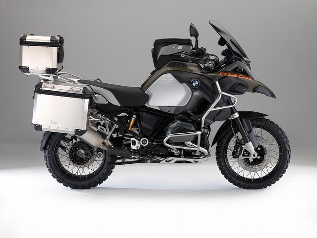 Hé lộ hình ảnh mới của BMW R1200GS Adventure 2014 21