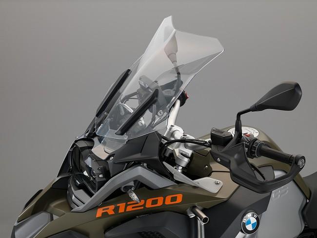 Hé lộ hình ảnh mới của BMW R1200GS Adventure 2014 27