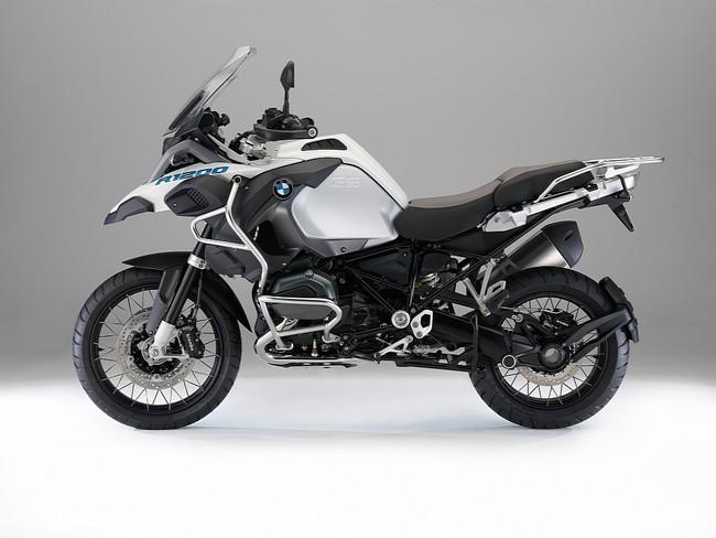 Hé lộ hình ảnh mới của BMW R1200GS Adventure 2014 3