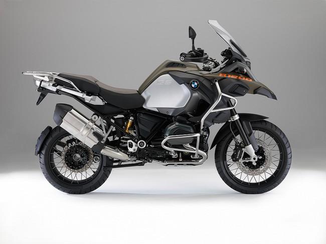 Hé lộ hình ảnh mới của BMW R1200GS Adventure 2014 4