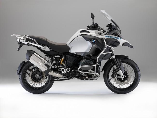 Hé lộ hình ảnh mới của BMW R1200GS Adventure 2014 6