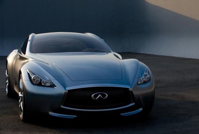 Infiniti sẽ ra mắt mẫu coupe bốn cửa trong vài năm tới 8