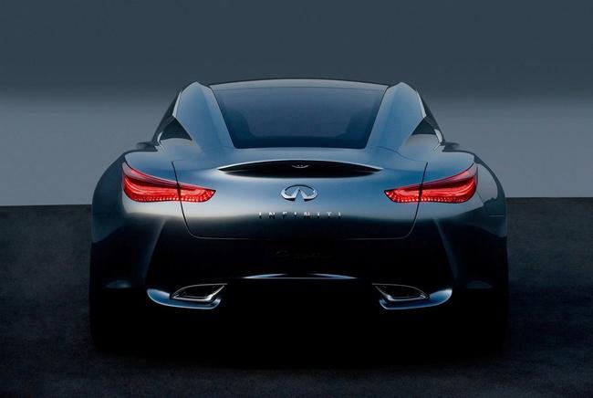 Infiniti sẽ ra mắt mẫu coupe bốn cửa trong vài năm tới 9