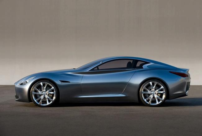 Infiniti sẽ ra mắt mẫu coupe bốn cửa trong vài năm tới 10