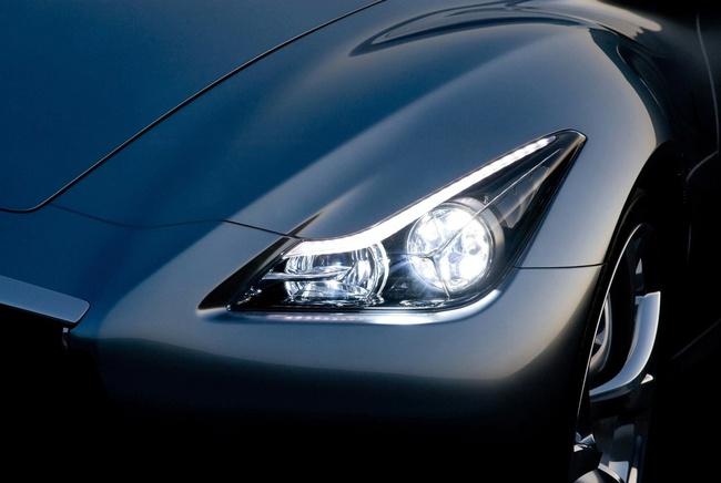 Infiniti sẽ ra mắt mẫu coupe bốn cửa trong vài năm tới 11