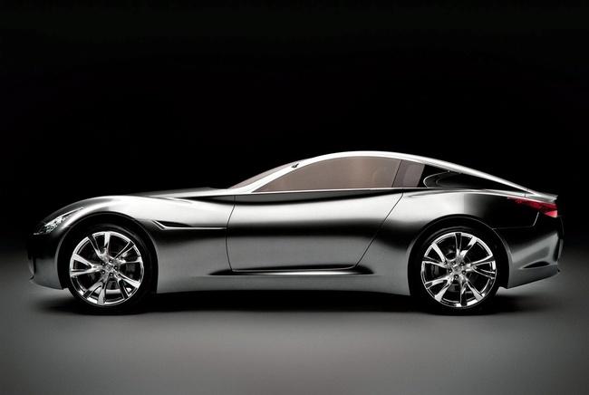 Infiniti sẽ ra mắt mẫu coupe bốn cửa trong vài năm tới 2