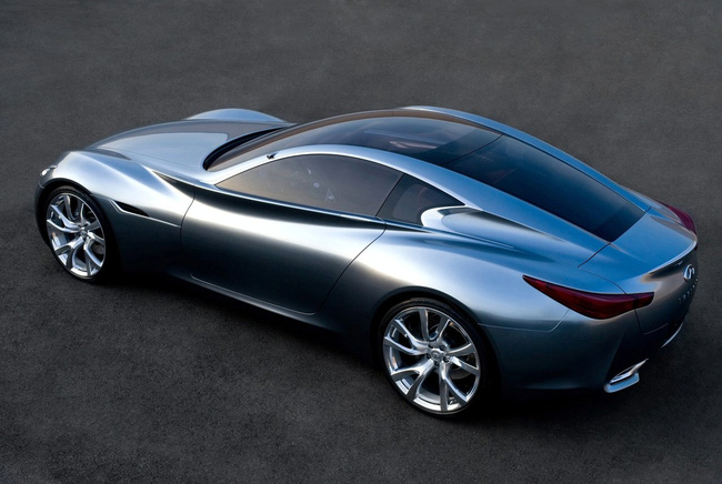 Infiniti sẽ ra mắt mẫu coupe bốn cửa trong vài năm tới 7
